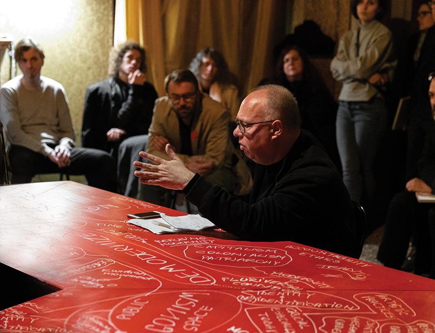 LR_North_Macedonia_Nada_Prlja_VB2019_1_Red Discussion II_07_ph Raul Betti