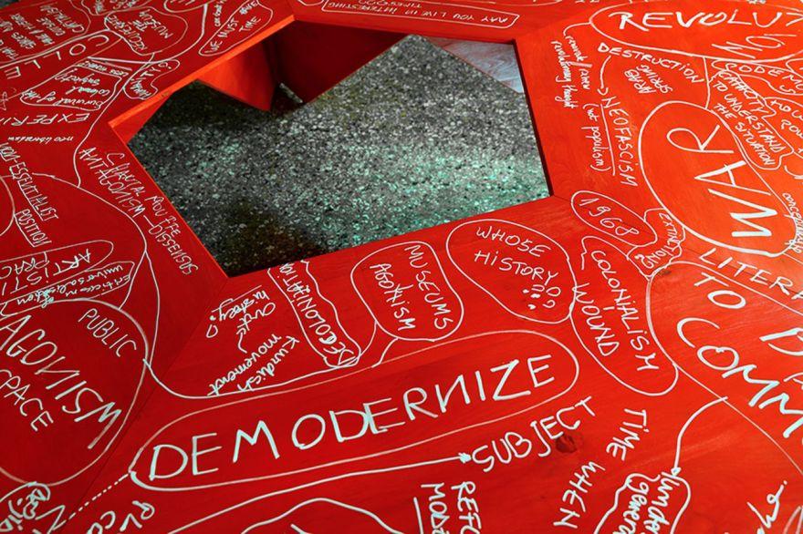 58.-Biennale-dArte-di-Venezia.-Padiglione-Nord-Macedonia.-Nada-Prlja.-Photo-Raul-Betti-